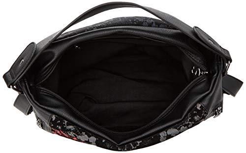 noir queen Negro Noir red marteta Desigual 18waxf84 sac vtUwXqw