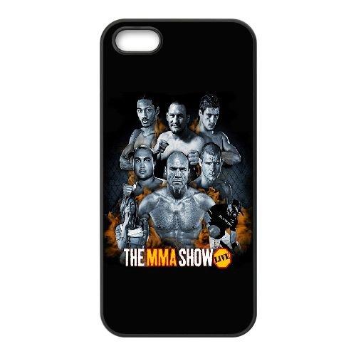 Le Mma Afficher CO88BC5 coque iPhone 4 4s cellulaire cas de téléphone coque K4XF9G4IZ