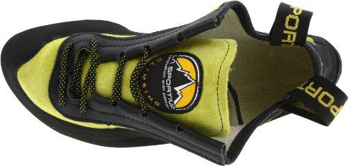 Men's Lime Shoe La Sportiva Climbing Miura SAqSOaw