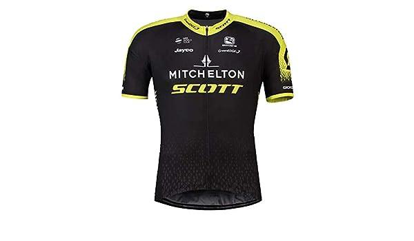 S Orica Scott FR-C Pro Short Sleeve Jersey
