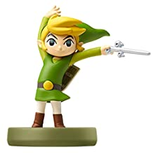 Amiibo Toon Link (The Wind Waker) - The Legend of Zelda Series Version [Nintendo Wii U 3DS Switch ]