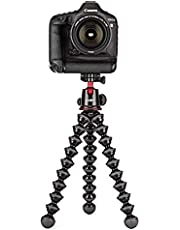 Joby JB01508 GorillaPod 5K Kit Professional Tripod 5K Stand and Ballhead 5K for DSLR Cameras or Mirrorless Camera with Lens up to 5K (11lbs),Black/Charcoal.