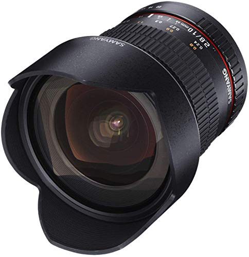 Samyang 10 mm F2.8 ED AS NCS CS Manual Focus Lens for Fuji X