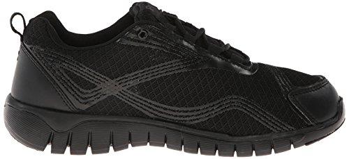 Propelled Women Travellite Walking Shoe Zwart