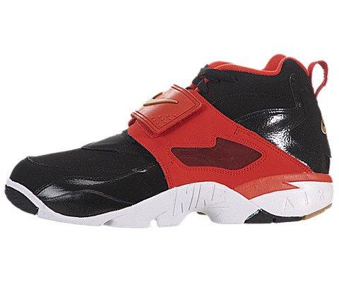 Nike Air Diamond Turf Deon Sanders Mens Cross Training Shoes 309434-009 Black 10 M US (Nike Diamond Cross)