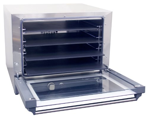 Cadco OV-023P Half Size Pizza Convection Oven with Manual Co