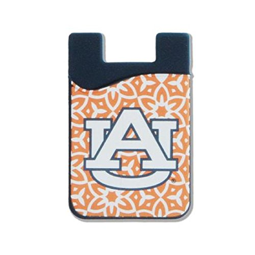 (Desden Auburn Tigers Cell Phone Card Holder or Wallet)