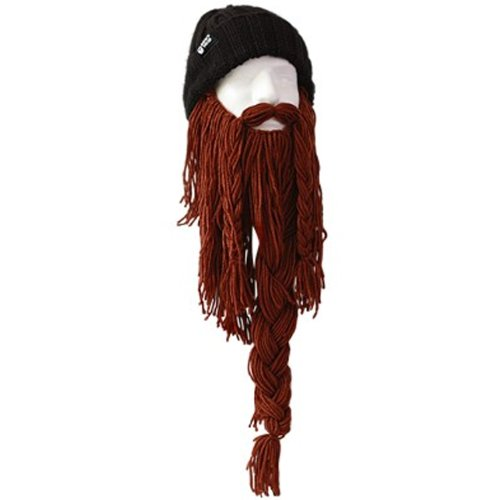 Womens Supreme Element Costumes (Beard Head, Barbarian Beard Head, Roadie (Brown))