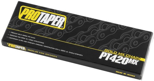 Pro Taper 420 MX Chain (134 Links) (Gold)