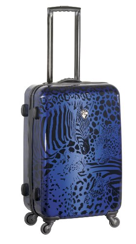 Heys - Core Serengeti M Blau Trolley mit 4 Rollen Gross