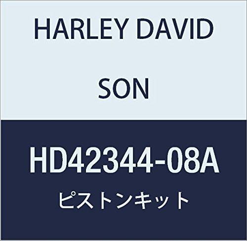 ハーレーダビッドソン(HARLEY DAVIDSON) KIT-PISTON,RR CLPR,W/SEALS HD42344-08A   B01M70L15Y