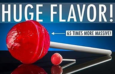 Gigante Chupa Chups Lollipop Regalo (1,6 libras de Candy ...