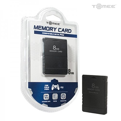 Amazon.com: Tomee PS2 8MB Memory Card: Video Games