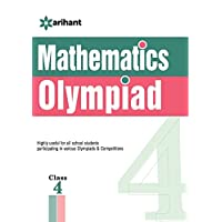 Olympiad Books Practice Sets - Mathematics Class 4 for 2018 - 19