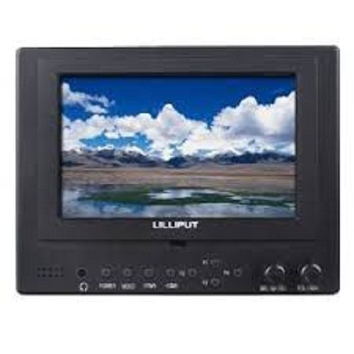 """LILLIPUT 569GL-NP/HO/Y 5"""" HD LCD Field Monitor + HDMI IN/OUT"""