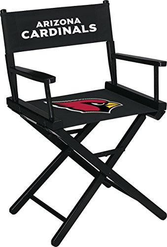 - Imperial Officially Licensed NFL Furniture: Directors Chair (Short, Table Height), Arizona Cardinals
