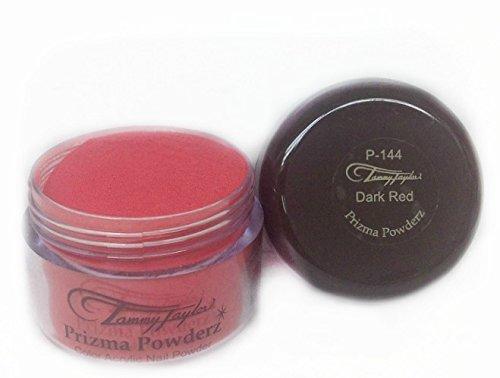 Tammy Taylor Prizma Powder Dark Red1.5 Oz # (Tammy Taylor Nail Powder)