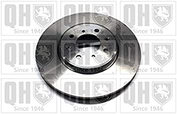 QH BDC5855 Front Axle Internally Vented Brake Disc