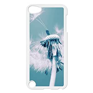 T-TGL(RQ) Customized New Printed Phone Case for Ipod Touch 5 diy Dandelion case