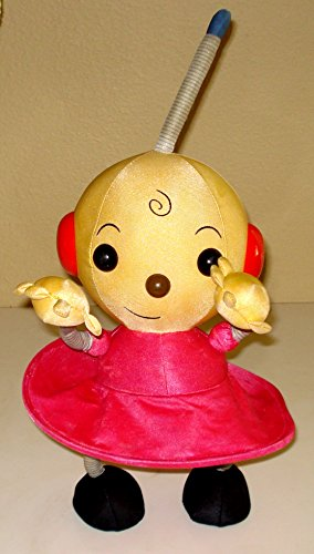 Rolie Polie Olie Zowie Plush Bendable Doll - 13 Inches