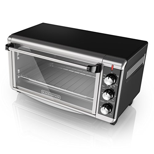 Black Decker To3250xsb 8 Slice Extra Wide Convection