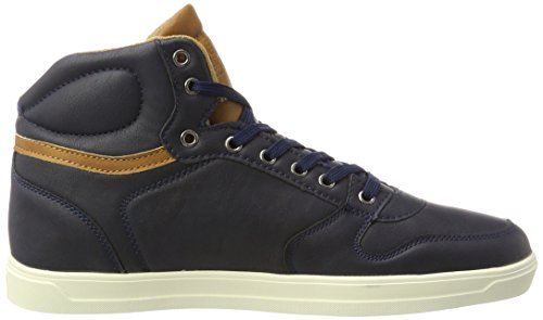04 Baskets Cognac Ranger Navy British Hautes Knights Bleu Homme B8fAq6pw