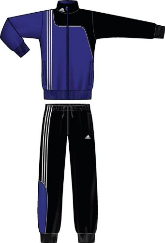 Adidas Boys 8-20 Youth Sereno 11 Presentation Suit, X-Small, - Suit Up Adidas Warm