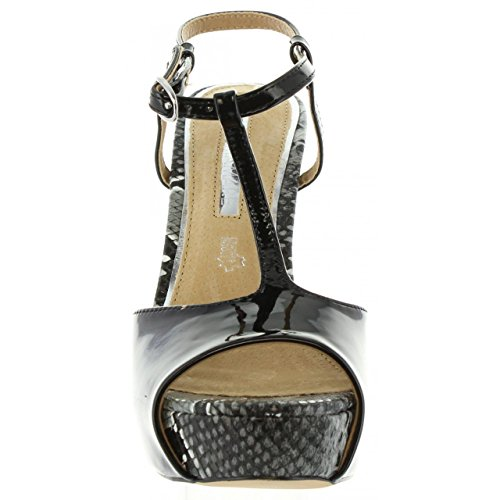 66041 35 Mare Maria pour Charol NEGR Femme C24036 Taille Sandales UACTqP