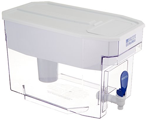 Brita Dispenser Refrigerator Plastic 18-8 Oz Boxed