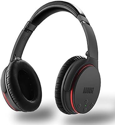 Auriculares Bluetooth con Cancelación de Ruido Activa ANC: Amazon.es: Electrónica