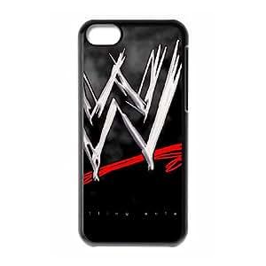 Wwe Iphone 5C Cell Phone Case Black WON6189218983436