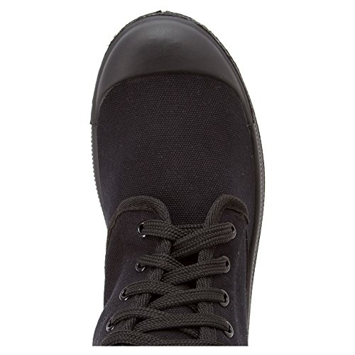 well-wreapped Naot Men's Scout Comfort Lace Up Canvas Hiking Boot