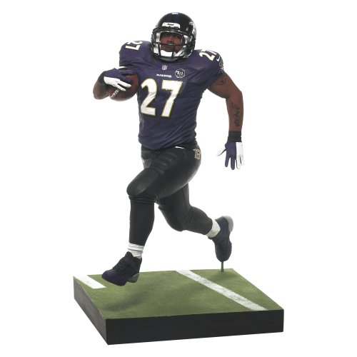McFarlane Toys NFL Series 32 Ray Rice-Baltimore Ravens Action Figure