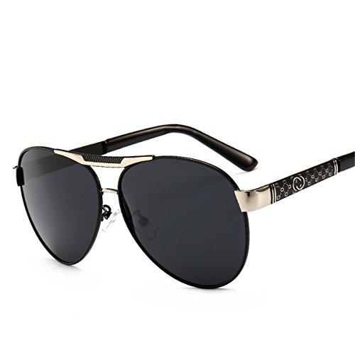 De Moda Sol De XGLASSMAKER Polarizadas Sol Gafas Gafas De De Dos Galvanoplastia De G Gafas Sol De Colores qBEEaXw