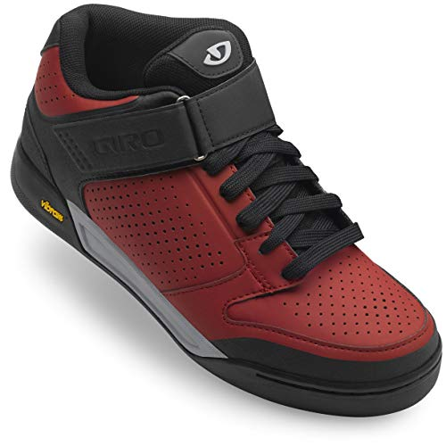 2019 Shimano Chaussures VTT Rouge Noir Riddance Pointures Giro Chaussures 38 Homme Mid 8wH1x1nCq