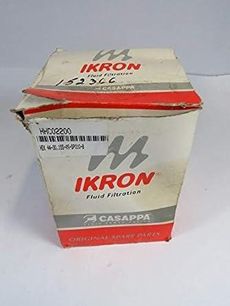 Ikron HEK44-30.155-AS-SP010 Fluid Filtration Filter 10uM 12Bar