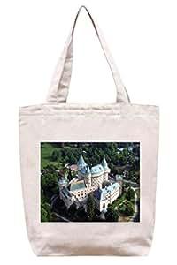 Eslovaquia castillo de totalizador de la lona bolsa de algodón Bojnicky-
