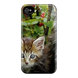 New Snap-on Favorcase Skin Cases Covers Compatible With Iphone 6- Fluffy Kittens