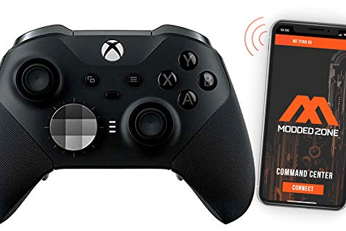 Custom Modded Controller Compatible with Xbox One Elite Series 2 for All Shooter Games MW BO4