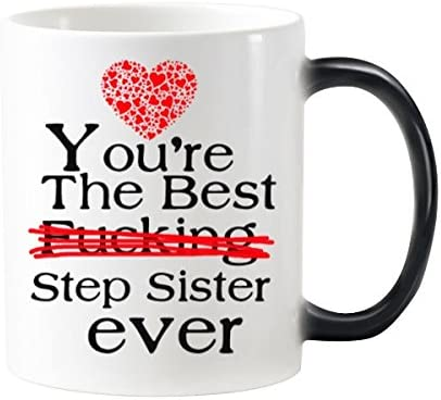 PersonalizedShop Step Sisters Gifts Funny Quotes You\'re the ...