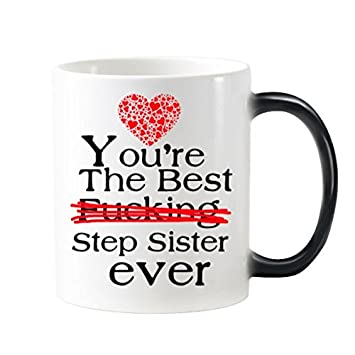 Personalizedshop Step Sisters Gifts Funny Quotes Youre The Best