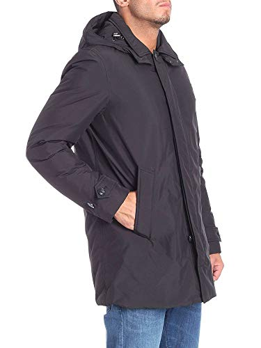 Outerwear Poliestere Uomo Woolrich Wocps2702100 Nero Giacca 7x1qBw45