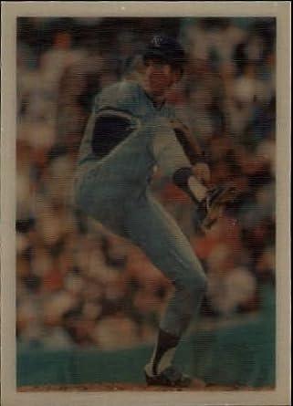 Amazoncom 1986 Sportflics Baseball Card 159 Charlie Leibrandt
