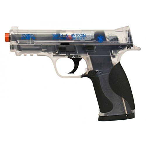 SMITH & WESSON M&P 40 CO2 Airsoft Pistol 388 FPS with .20g (Smith Wesson Air Pistols)