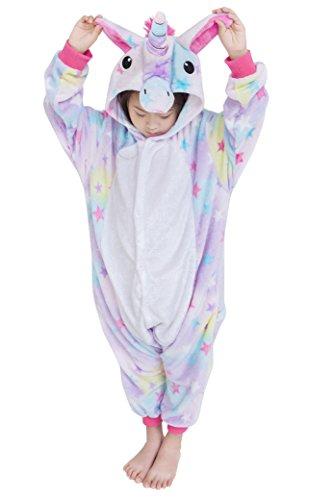 Spooktacular Kids' Plush Animal Halloween Costume Homewear Pegasus Coplay Star M