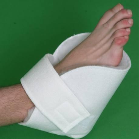 Ortotex QA-00243/01-I - Patuco antiescaras pie izquierdo