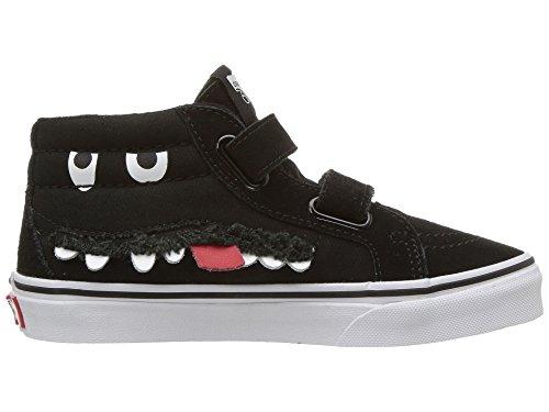 Pictures of Vans Boy's Sk8 Mid Reissue V Skate Shoes M 7