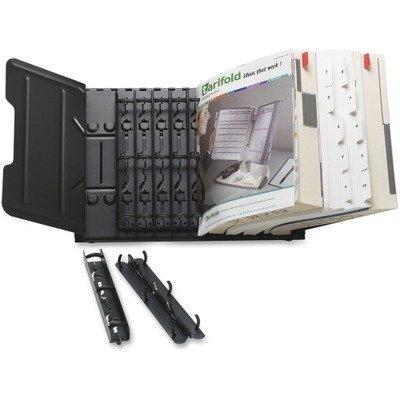 Tarifold, Inc. 50411 Catalog Rack Starter Set, 12 Sections by Tarifold