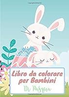 Libro da colorare per Bambini Di Pasqua
