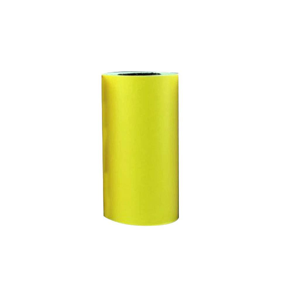 Kuizhiren1 Selbstklebender Aufkleber Thermodruck,57x30mm selbstklebendes Thermo-Sticker-Druckpapier f/ür Paperang-Fotodrucker Blue